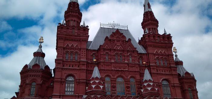 достопримечательности Красной площади