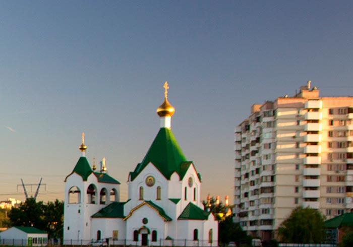 Новокосино Москва